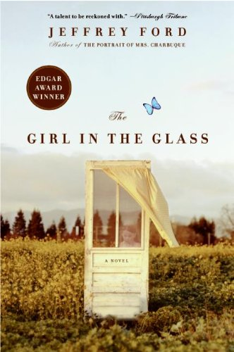The Girl in the Glass: A - In Nyc Glasses