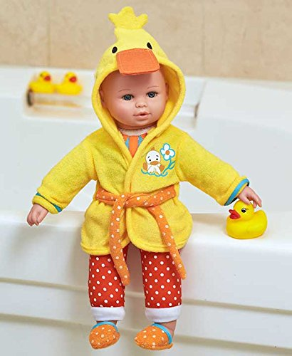 The Lakeside Collection Bathtime Doll ()