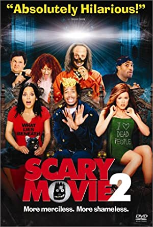 Scary movie 2 red dress shirts
