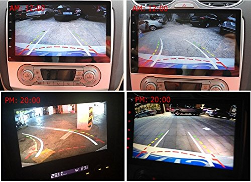 Audi A3 S3 A4 S4 RS4 B7 A6 C6 S6 RS6 Q7 SQ7 4L JDWG Special Back Up Camera Rear Parking Camera Car Rear View Rearview Camera Car Reversing Camera night Vision for Audi