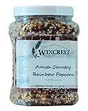 Rainbow Popcorn - 4 Lb Tub (Non GMO)