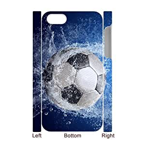 Print Your Own Pictures AXL380373 Best Cover Case For Iphone 5C 3D Cover Case w/ Football Soccer Ball
