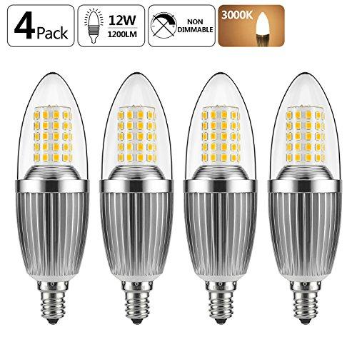 candelabra bulb 100w - 5