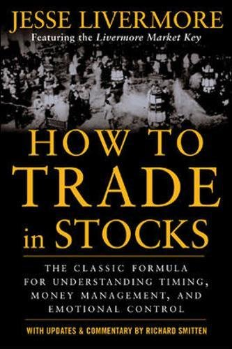How to Trade In Stocks (Business Books) [Jesse Livermore] (Tapa Blanda)