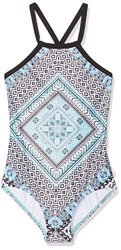 Seafolly Big Girls' Aztec Tapestery Tank, Multi, 10 by Seafolly
