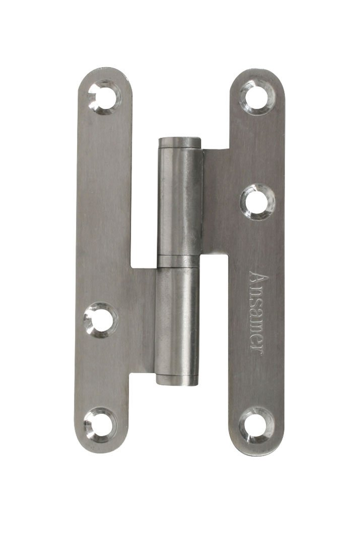 Ansamer 1171D26 - Pernio 110 Acero Inoxidable 95X52X2 Mm Izq ...