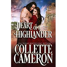 Heart of a Highlander: A Historical Scottish Romance (Castle Brides Book 4)