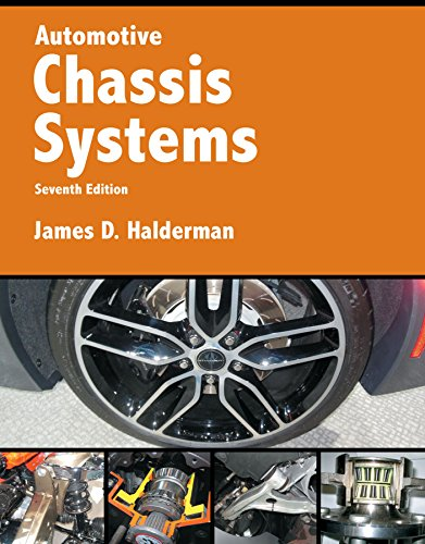 Automotive Chassis Systems (Automotive Systems Books)