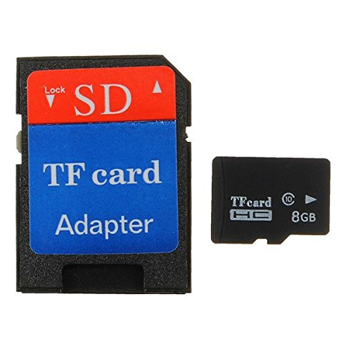 8G Micro SD TF SDHC Secure Digital High Speed Flash Memory Card