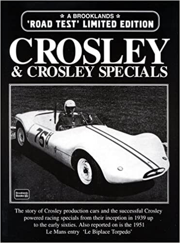 Book Crosley & Crosley Specials (Limited Edition)