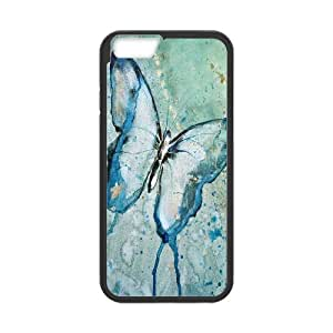 -ChenDong PHONE CASE- For Apple Iphone 6 Plus 5.5 inch screen Cases -Butterfly - Flowers-UNIQUE-DESIGH 18