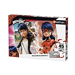 Nathan 86470 Puzzle Lady Bug 45 Pezzi