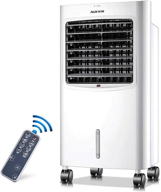 Ventilador en movimiento Refrigerador de Aire portátil con Control ...