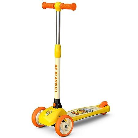 TOL MY Scooter de Tres Ruedas para niños, Scooter para niños ...