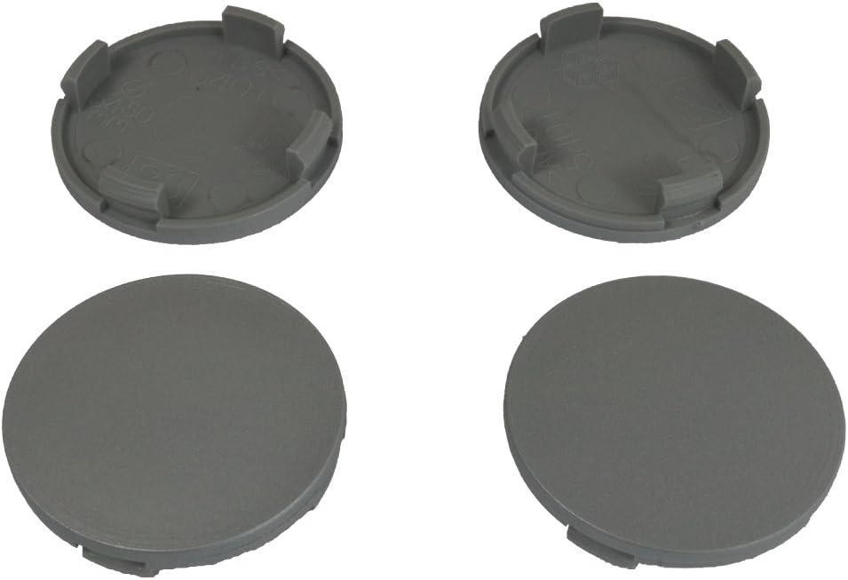 4 X Außen 54 0mm Innen 49 5 Nabenkappen Felgendeckel Radnabendeckel Auto