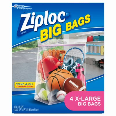 ziploc big bags - 7