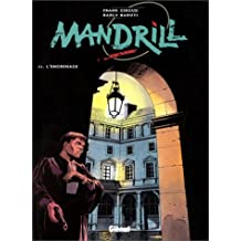 MANDRILL T03: L'ENGRENAGE