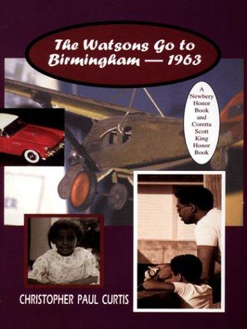 Watsons Go Birmingham 1963 product image