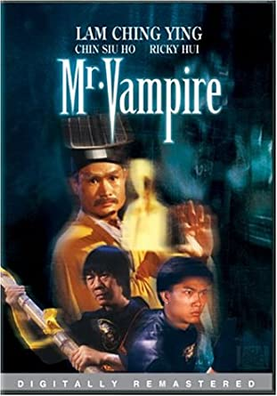 Poster for Video edition of Mr. Vampire