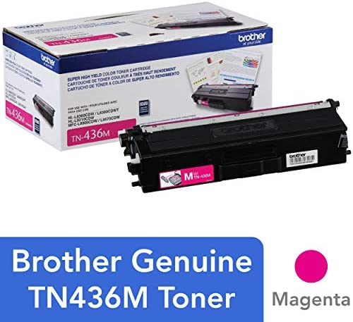 Brother Cartridge TN436M Replacement Replenishment