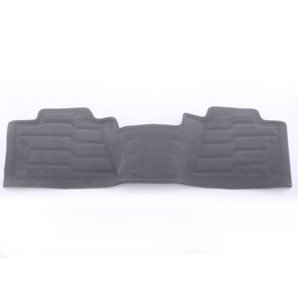 Lund 783094-G Catch-It Carpet Grey Rear Seat Floor Mat Set of 2