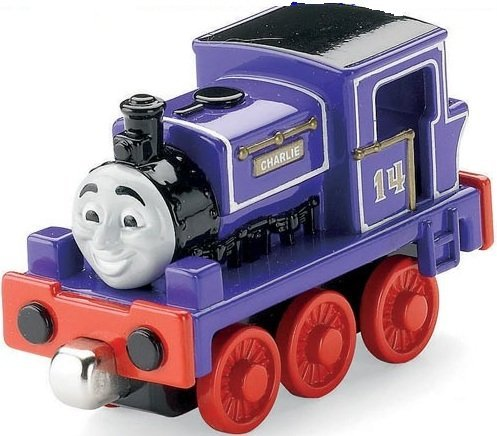 Thomas the Tank Engine Die Cast Charlie Take Along - Lady Tank Engine Thomas The