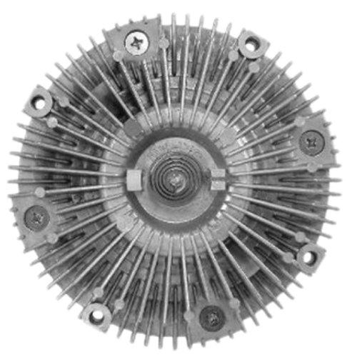 Japanparts VC-508 Clutch, radiator fan