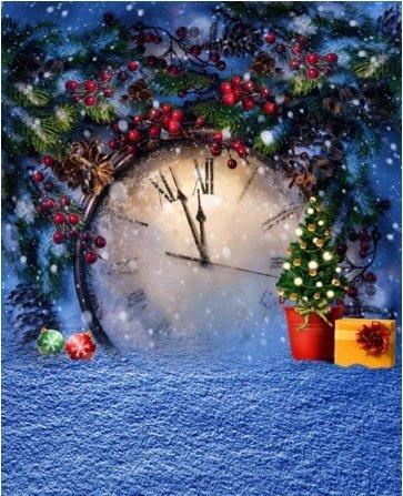Amazoncom New Year Photo Background Christmas Photo Backdrop
