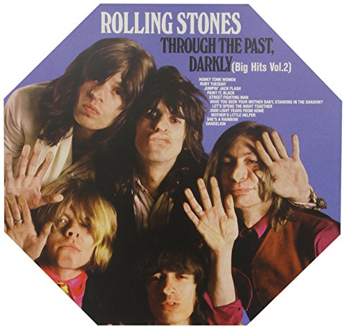 The Rolling Stones - Through The Past, Darkly (Big Hits Vol 2) [clear Vinyl] - Zortam Music