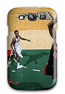 Rene Kennedy Cooper's Shop toronto raptors basketball nba (4) NBA Sports & Colleges colorful Samsung Galaxy S3 cases 5539833K808514754