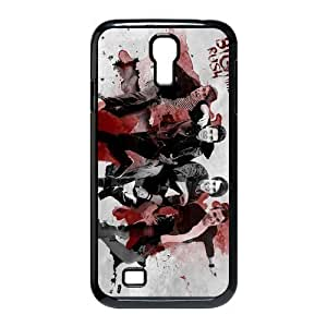 Mystic Zone Big Time Rush Cover Case for SamSung Galaxy S4 I9500 Kimberly Kurzendoerfer