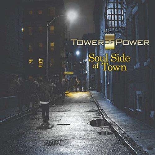 Soul Vinyl (Tower of Power: Soul Side of Town)
