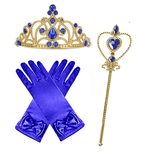 Princess Dress Party 3 Piece Accessories product image