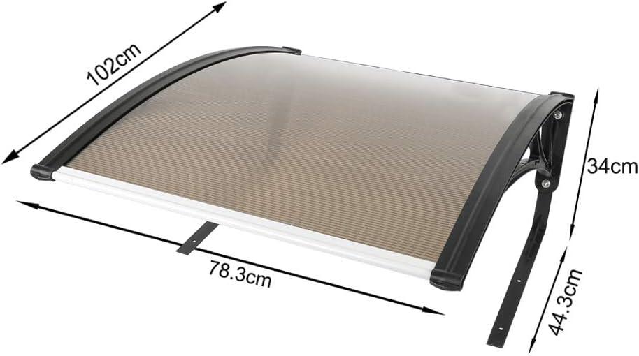 YIFAA Garage pour Tondeuse,Marron Toit de Garage Abri pour Robot Tondeuse 103x78x45cm