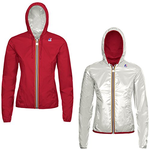 Chaqueta - Lily Plus Double - Niños Red-White Caustic
