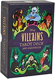Disney Villains Tarot Deck and Guidebook | Movie Tarot Deck | Pop Culture Tarot