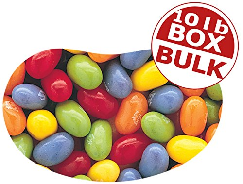 Sours Jelly Beans - 10 lbs bulk