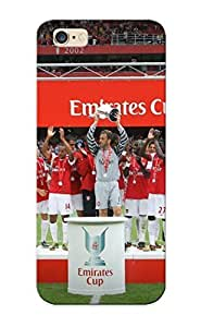 High Quality Shock Absorbing Case Cover For SamSung Galaxy Note 4 -arsenal Fc