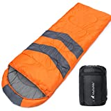 NEVER FEEL UNCOMFORTABLE SLEEPING OUTDOORS AGAIN!!! Perfect as a gift or for yourself!The MalloMe Sleeping Bag is a complete solution for your resting needs. While there are other sleeping bags available on Amazon, no other can compare! Our sleeping ...