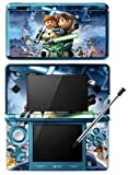 lego star wars 3 the clone wars - Lego Star Wars 3 III The Clone Wars Game Skin for Nintendo 3DS Console by Skinhub