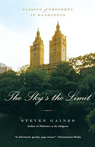 The Sky's the Limit: Passion and Property in Manhattan (Sky Blue Limit)