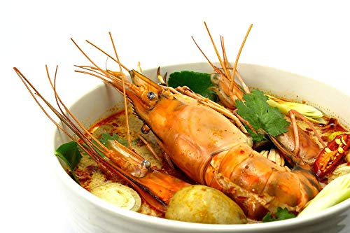 - Home Comforts Peel-n-Stick Poster of Food Hot and Sour Soup Shrimp Tom Yum Goong Vivid Imagery Poster 24 x 16 Adhesive Sticker Poster Print