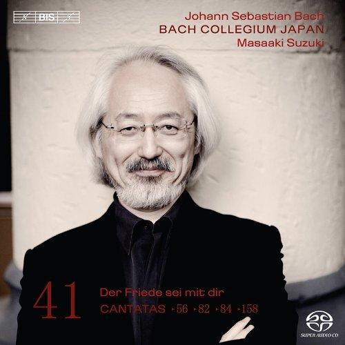 - J.S.A\A?A\A?A\A? : A\AáA\A3A\A?Ac`A\A?A?AáA?AP Vol. 41 (Johann Sebastian Bach : Cantatas Vol.41 - 56, 82, 84, 158 Der Friede sei mit dir / Bach Collegium Japan, Masaaki Suzuki) [SACD Hybrid] [A?a??A?AáA}P] [A?A?A}A?A?ZA?A'A?h?AfA?AhUACA÷] By N/A (0001-01-01)
