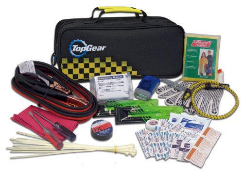 Top Gear Roadside Assistance Kit (53 Piece)