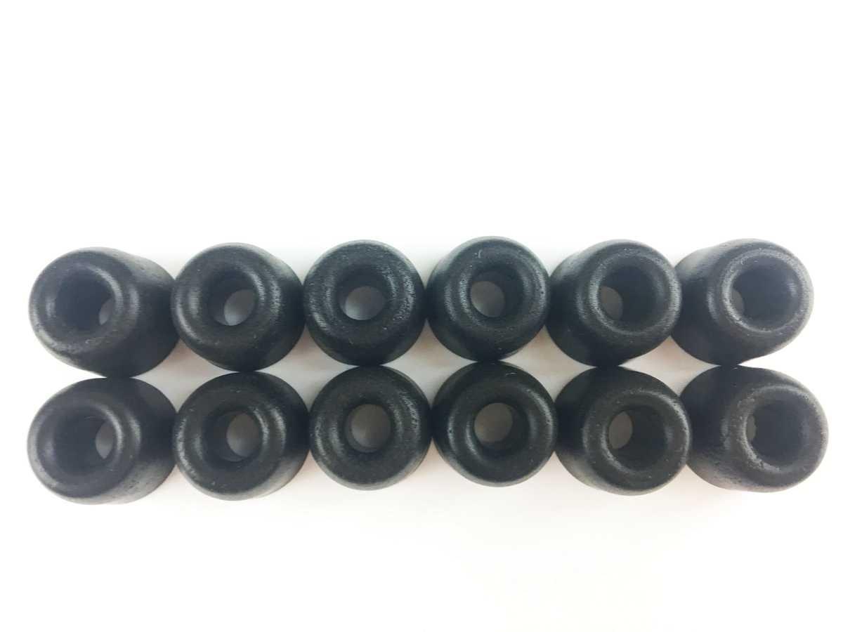 X2 X3 L Embouts /Écouteurs dEmbouts d/Écouteurs Mousse /à M/émoire de Forme pour Jaybird Freedom F5 Jaybird Run X4 X1 6 Paires Grand