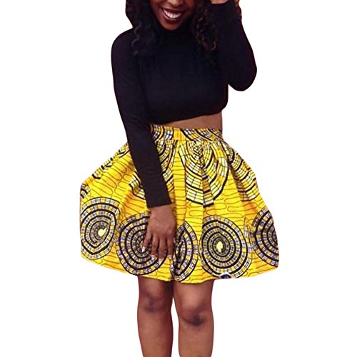 chic african dresses - 8