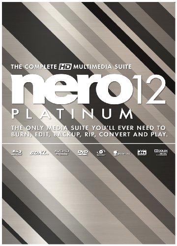 Nero 12 Platinum (Best Nero For Windows 7)