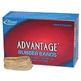 Wholesale CASE of 25 - Alliance Advantage Rubber Bands-Rubber Bands, Size 64, 1 lb., 3-1/2''x1/4'', Approx. 320/BX