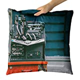 Westlake Art - Machine Hardware - Decorative Throw Pillow Cushion - Picture Photography Artwork Home Decor Living Room - 18x18 Inch (D41D8)