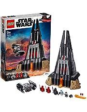 LEGO Star Wars Zamek Dartha Vadera - Construction, wielokolorowy, 75251